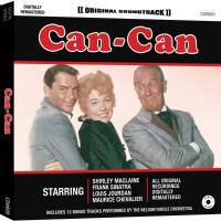 Can Can Original Film Soundtrack CD